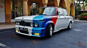 Coupe Series 2002 bmw for sale : BMW 2002 TII MATCHING NUMBERS COMPLETE CUSTOM