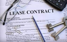 termination of commercial leases and