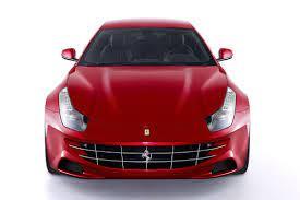 Neue Bilder Vom Ferrari Ff Autobild De