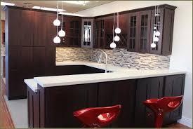 small white kitchens with white appliances. Modren Kitchens Espresso Kitchen Cabinets White Countertop On Small Kitchens With Appliances