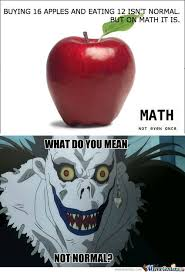 RMX] Math Not Even Once by holytrollz - Meme Center via Relatably.com