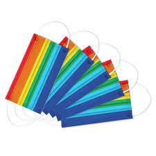 Sammlung von emily mühlthaler • zuletzt aktualisiert: 20x Regenbogen Einwegmasken Fur Erwachsene Kaufland De