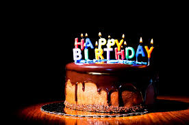 Birthday Cak Hd Wallpaper Background Images