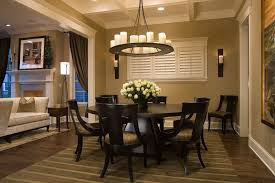 chicago repurposed dining table room traditional