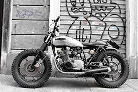 suzuki gs 400 urban tracker cafe racer scrambler and custom