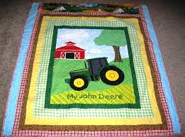 John Deere Quilts Looking For Quilting Project Inspiration Check ... & john deere quilts looking for quilting project inspiration check out baby  quilt by member crafty stitches Adamdwight.com