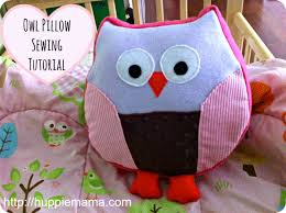 Owl Pillow Pattern Owl Pillow To Make Patterns Patterns Kid