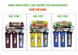 Tư vấn về hệ thống máy lọc nước gia đình RO, máy lọc nước giếng khoan gia  đình Kangaroo