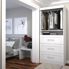 heavenly drawer closet organizer and organization ideas creative curtain set pur by bestar 26872 36 in