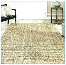 Jute Rug Round Pottery Barn Chunky Marvelous 8 Foot 2 Color Bound Chenille Honey
