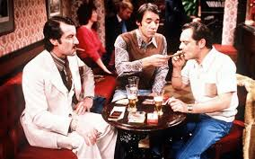 only fools and horses john challis as boycie roger lloyd pack as trigger and