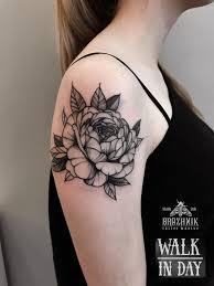 Peonies Tattoo тату пион на руку Flower Tattoo My Work тату и