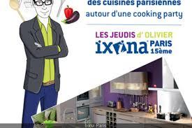 Les Cours De Cuisine Gratuit Dixina Paris Sortirapariscom