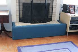 baby proof imposing design fireplace hearth cover project redecorate how to make a guard