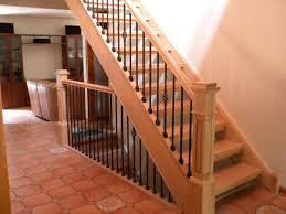 Outdoor Wood Stair Railing Ideas Home Stair Design Awesome Wood Stair  Railing Ideas