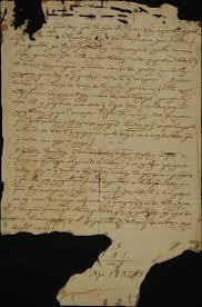 Christopher Columbus Manuscript Cadiz Spain November