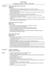 Resume For Restaurant Manager Assistants Velvet Jobs Templates