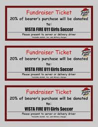 Fundraiser Ticket Template Free Download Gorgeous 48 Free Event Ticket Templates For Word And Adobe Illustrator