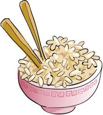 bowl of rice clip art. Perfect Rice Rice Clipart Plate Rice Bowl Clip Art Of Black And White Stock Inside Of Clip Art I
