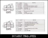 99 tj 4 0 swap into 02 tj jeepforum com 1999 tj instrument cluster pinouts jpg