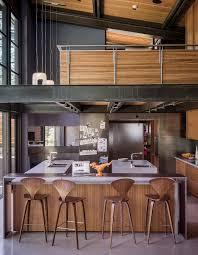 cherner furniture. Two Tones Natural Modern Kitchen Classic Wooden Cherner Counter Stools Furniture