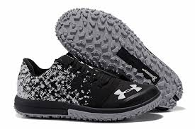 under armour running shoes black and white. 2017 under armour fat tire low black white running shoes for sale and r