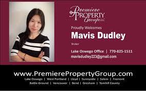 Mavis/ Xin Dudley - Premiere Property Group, LLC | Facebook