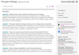 principles of biology book review grrlscientist science to the sample objectives page screen shot for an idea of the writing style