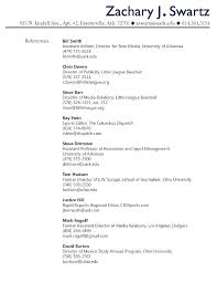 How To Write References In Resume Stunning 5616 How To Write A Reference List For Resume How To Write A Reference On
