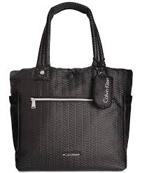 Calvin klein Cire Reversible Extra Large Quilted Nylon Tote in ... & Gallery Adamdwight.com