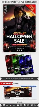 halloween sale flyer halloween sale psd flyer 20979 styleflyers