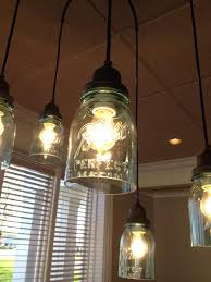 jar lighting fixtures. Beautiful Lighting Ideas With Mason Jar Fixtures For Warm And Inviting Home Decoration J