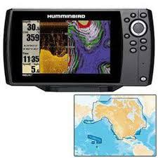 Unimap Charts Helix 7 Di Gps Combo With Navionics Chart Unimap Cartography
