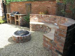 ... Seat With Fire Pit And B Q Outdoor Designs Patios Gas Table Chairs  Ideas Pinterest: Full
