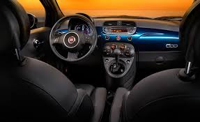 fiat interior. 2015 fiat 500 abarth interior pictures photo gallery car and driver i