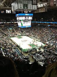 Bmo Harris Bradley Center Milwaukee Bucks Sports Stadium