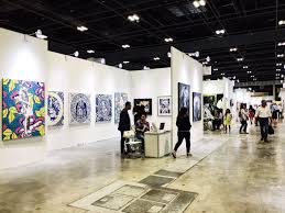 singapore contemporary at the 6 000 square meter e at suntec convention exhibition center