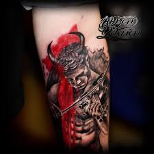 архивы демон тату салон юрец удалец философия тату