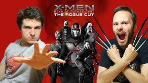 x men days of future past the rogue cut review