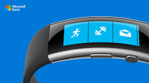 Microsoft Fitness Tracker The New Microsoft Band Is A Sleeker Curvier Fitness Tracker