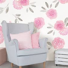 may flowers may flowers wall art kit