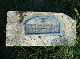 FREEMAN SAWVEL, IVA - Jefferson County, Iowa   IVA FREEMAN SAWVEL - Iowa  Gravestone Photos