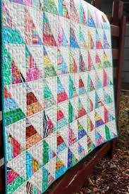 jelly roll quilts | Cindy made the Star Chain pattern from my book ... & Free Jelly Roll Quilt Patterns (U Create) Adamdwight.com