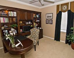 top l shaped home office desk with hutch