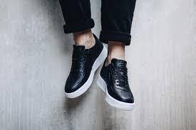 nike air force 1 ultraforce leather black