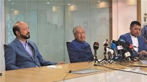 İşte, muhyiddin ile ilgili son durum ve güncel. Malaysia S Mahathir Forms New Party To Take On Muhyiddin Nikkei Asia