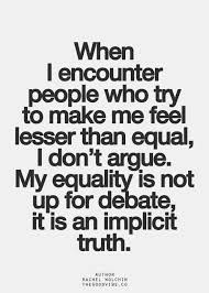 Quotes About Equality Lifesfinewhine Inspiration Equality Quotes