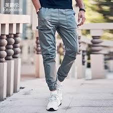 <b>Enjeolon Brand New</b> Black White Black t shirt Casual Tees <b>Summer</b> ...