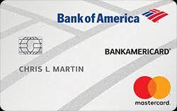Credit - Secured Insider Card Bankamericard®