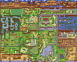 link's awakening maps  zelda elements